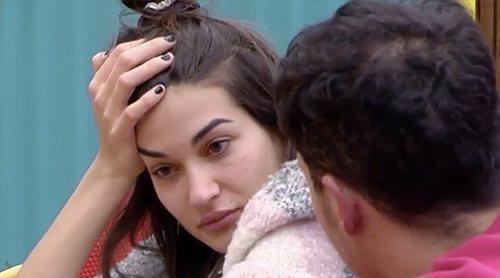 Estela Grande se pone celosa de cómo Kiko Jiménez defiende a Sofía Suescun:
