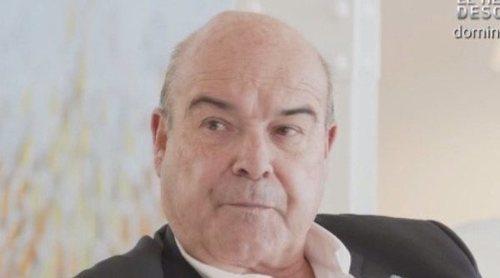 Antonio Resines revela en 'Mi casa es la tuya' que secuestró un autobús para ir a una manifestación