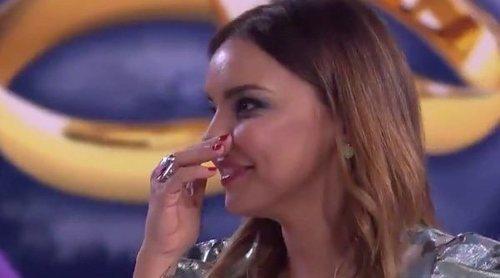 Chenoa celebra su despedida de soltera en 'Tu cara me suena' y recibe los consejos de Àngel Llácer