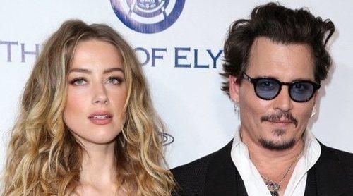 Filtrados unos audios en los que Amber Heard confiesa haber agredido físicamente a Johnny Depp