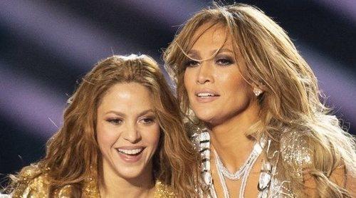 Jennifer Lopez y Shakira conquistaron a los espectadores con su actuación en la Super Bowl 2020
