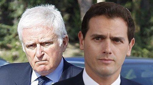Albert Rivera se reúne en secreto con Paolo Vasile