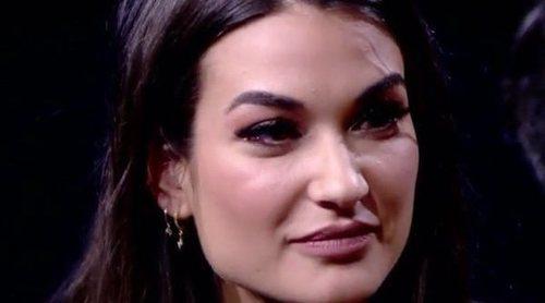 La nota secreta de Estela Grande para despedirse de Kiko Jiménez en 'El tiempo del descuento':