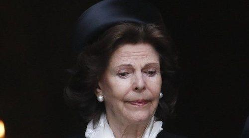 El dolor de la Familia Real Sueca en el funeral de Dagmar Von Arbin, la prima del Rey Carlos Gustavo