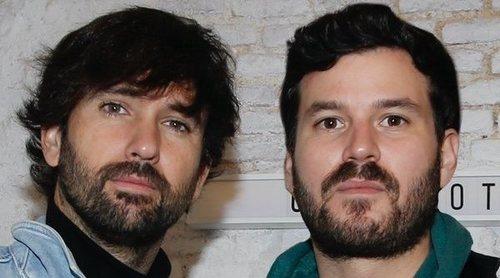 David Otero y Willy Bárcenas reinterpretan la canción 'Una foto en blanco y negro': 'La hemos hecho nuestra'