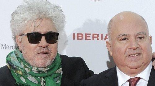 Así son y así se llevan Pedro y Agustín Almodóvar, dos hermanos que han llevado el cine español a lo más alto