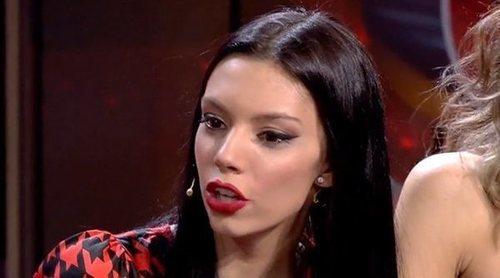 Alejandra Rubio abandona entre lágrimas el plató del debate de 'La isla de las tentaciones' por culpa de Kiko Matamoros