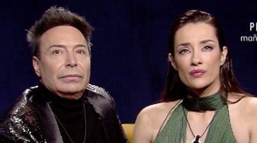 El tenso reencuentro entre Adara y Maestro Joao en 'El tiempo del descuento': 'Estoy muy decepcionada'