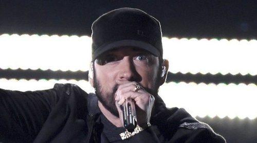 Eminem cantando 'Love Yourself', la gran sorpresa de la entrega de los Premios Oscar 2020