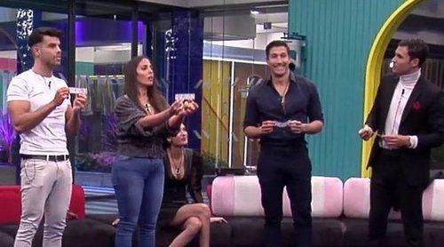 Anabel Pantoja, Kiko Jiménez, Gianmarco y Pol Badía se convierten en finalistas de 'El tiempo del descuento'