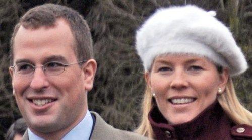 Divorcio en la Familia Real Británica: Peter Phillips y Autumn Kelly se separan