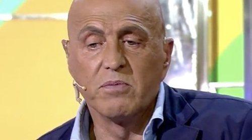 Kiko Matamoros confirma que Diego Matamoros y Estela Grande han roto