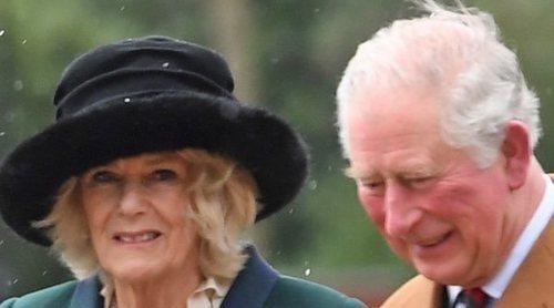 El Príncipe Carlos, Camilla Parker, el Príncipe Guillermo y Kate Middleton unen sus fuerzas tras el Sussexit