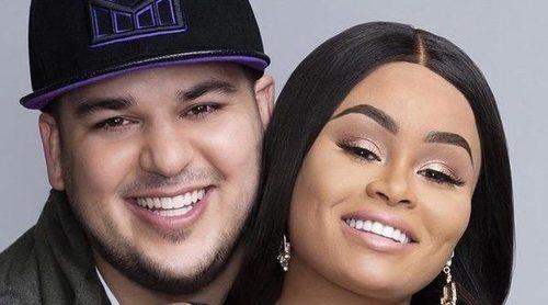 Blac Chyna quiere que Robert Kardashian retire su demanda por violencia doméstica