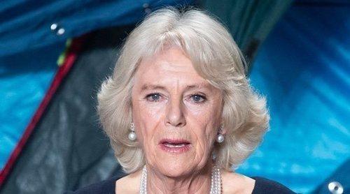 Camilla Parker habla sobre violencia doméstica: 'Con cada historia, el tabú se debilita y el silencio se rompe'