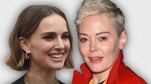Rose McGowan contra Natalie Portman por su gesto feminista en los Oscar 2020: 'Tu activismo es un fraude'