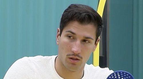 Gianmarco rompe a llorar en 'El tiempo del descuento' tras un duro ataque de Kiko Jiménez: