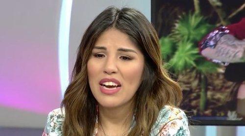 Chabelita Pantoja habla del reencuentro con Kiko Rivera e Irene Rosales