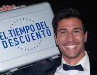 Gianmarco Onestini se convierte en el ganador de la primera edición de 'El tiempo del descuento'
