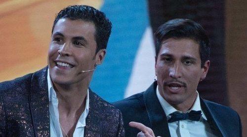 Gianmarco rompe su amistad con Kiko Jiménez en 'El tiempo del descuento':