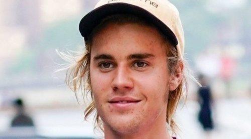 Justin Bieber estrena su nuevo álbum 'Changes' afeitándose su comentado bigote
