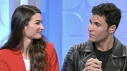 Kiko Jiménez sale en defensa de Estela Grande en 'MYHYV':