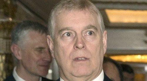 El detalle con el que la Casa Real Británica deja claro que el Príncipe Andrés está apartado