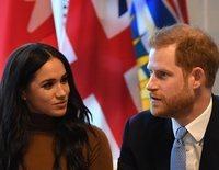 La Reina Isabel prohíbe al Príncipe Harry y Meghan Markle usar su marca Sussex Royal para fines comerciales