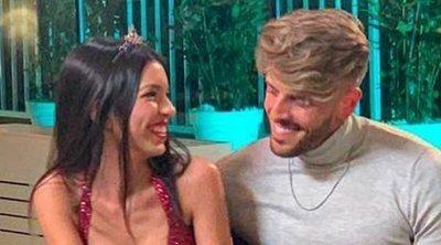 Andrea y Óscar ('La isla de las tentaciones') rompen su relación en pleno directo: 'Lo haces por el trono'