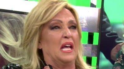 Lydia Lozano acaba perdiendo los nervios contra Antonio Montero: 'Eres mala persona'