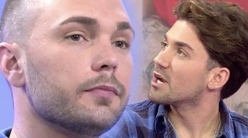 Alejandro Albalá arremete contra Cristian Suescun: 'La última vez que me habló fue para amenazarme'