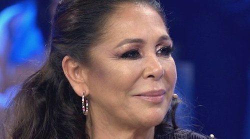 El precioso mensaje de Isabel Pantoja a Irene Rosales en 'Volverte a ver': 'No seré tu mamá, pero seré tu segunda madre'