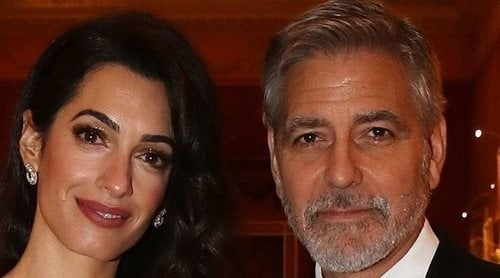 A George y Amal Clooney se les inunda su mansión en Reino Unido por culpa de la tormenta Dennis
