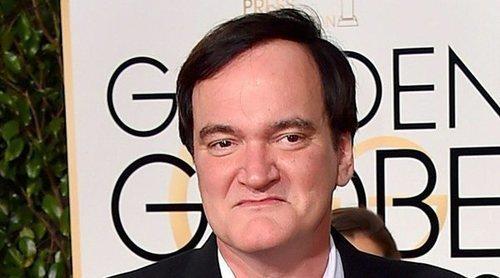 Quentin Tarantino ha sido padre de su primer hijo junto a Daniella Pick
