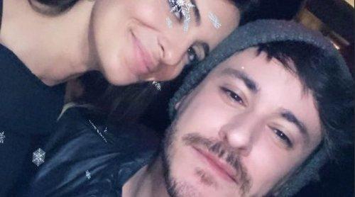 Susana Molina celebra su cumpleaños con Cepeda y pasan la noche juntos
