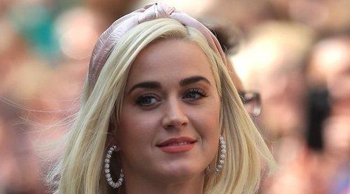 Así fue el susto de Katy Perry por la fuga de gas en las grabaciones de 'American Idol'