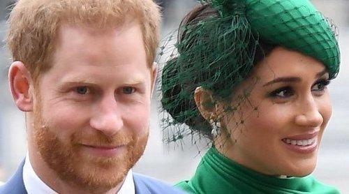 El Príncipe Harry y Meghan Markle se despiden en el Día de la Commonwealth con reencuentro con los Duques de Cambridge