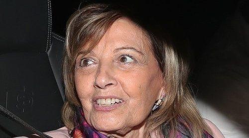María Teresa Campos, liberada tras la mudanza de Bigote Arrocet: 'Es un capítulo cerrado'