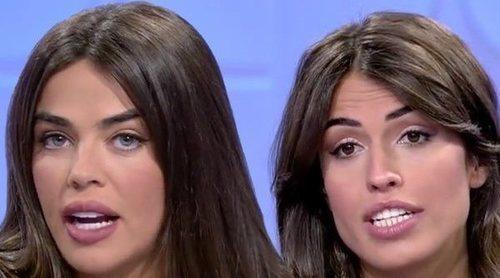 Violeta Mangriñán y Sofía Suescun se ponen de acuerdo para criticar a Hugo e Ivana: 'Huele a chamusquina'