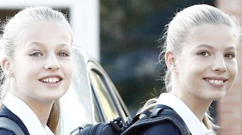 Así contribuyen la Princesa Leonor y la Infanta Sofía a salvar el planeta desde su colegio