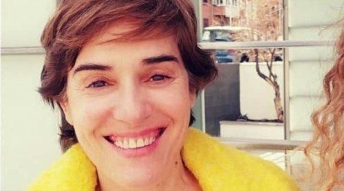 Anabel Alonso se pronuncia sobre su próxima maternidad: 'Estamos muy felices y muy emocionadas'