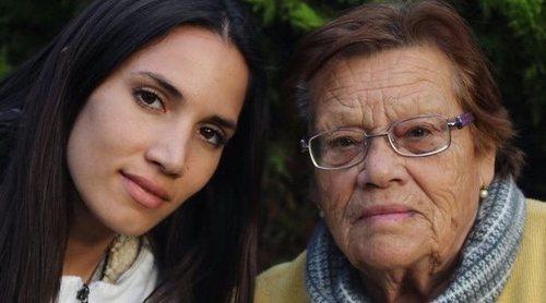 India Martínez, destrozada tras la muerte de su abuela: 'Gracias por enseñarnos el significado del amor'