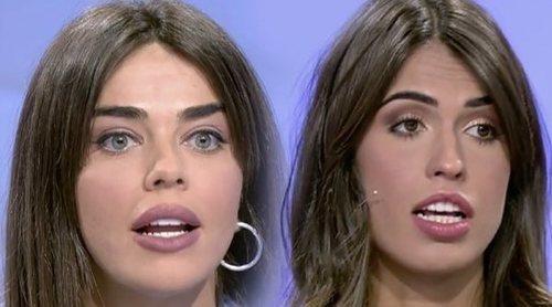 Violeta y Sofía Suescun atacan a Adara y a su madre: 'Estáis haciendo una campaña de desprestigio contra Hugo'