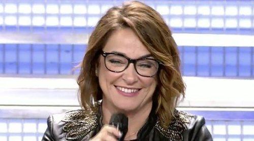 Nagore Robles anuncia el día que Toñi Moreno volverá a 'MYHYV' tras su baja por maternidad