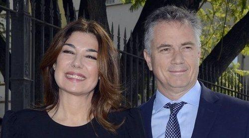 Raquel Revuelta recupera la sonrisa tras la muerte de su exmarido en la entrega de Medallas de Andalucía