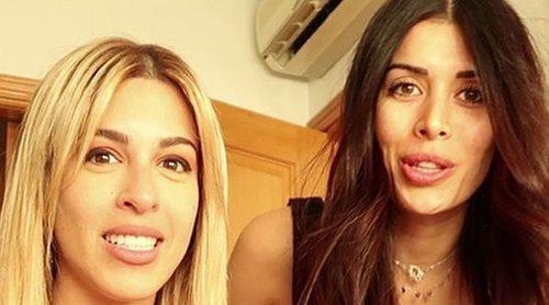 Violeta Mangriñán se va de cena con la mejor amiga de Oriana Marzoli y esta toma una drástica decisión