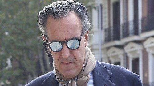 La nueva amistad de Jaime de Marichalar: su entrenador personal Giorgio Torelli