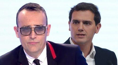 Risto Mejide, enfadado con Albert Rivera tras facilitarle su nuevo trabajo: 'Que la gente sepa con quién trata'