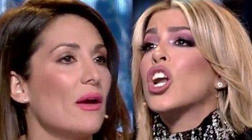Nagore Robles y Oriana se restriegan sus fracasos televisivos en una fuerte discusión en 'Supervivientes 2020'