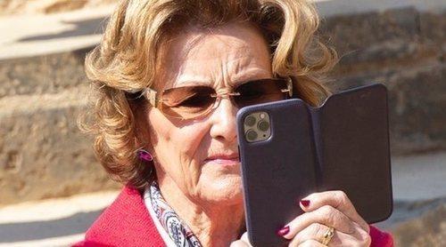 Sonia de Noruega, una reina turista junto a Rania de Jordania en su Visita de Estado a Jordania